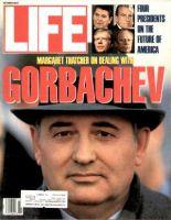 Life Magazine, October 1, 1987 - Gorbachev