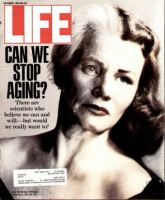 Life Magazine, October 1, 1992 - Can We Stop Aging?