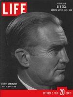 Life Magazine, October 2, 1950 - Stuart Symington
