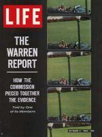 Life Magazine, October 2, 1964 - John F. Kennedy Assassination, Warren Report