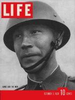 Life Magazine, October 3, 1938 - Czech Soldier