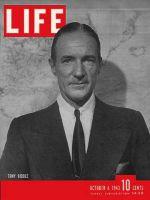 Life Magazine, October 4, 1943 - Ambassador Biddle