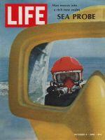 Life Magazine, October 4, 1968 - Machine to probe the sea