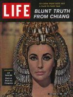 Life Magazine, October 6, 1961 - Cleopatra, Elizabeth Taylor