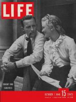 Life Magazine, October 7, 1946 - Crosby and Caulfield