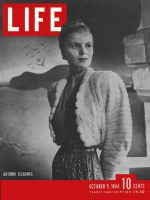 Life Magazine, October 9, 1944 - Formals for fall