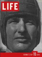 Life Magazine, October 11, 1937 - USC Football Captain