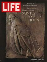 Life Magazine, October 11, 1968 - Pope John XXIII