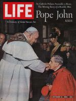 Life Magazine, October 12, 1962 - Pope John XXIII