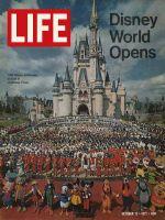 Life Magazine, October 15, 1971 - Opening of Disney World