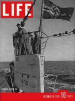 Life Magazine, October 16, 1939 - German U-boats