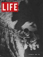 Life Magazine, October 16, 1964 - Berlin tunnel escape