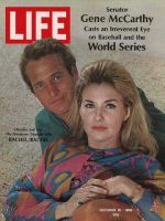 Life Magazine, October 18, 1968 - Paul Newman and Joanne Woodward