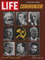 Life Magazine, October 20, 1961 - Communism series