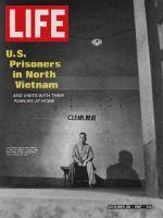 Life Magazine, October 20, 1967 - American POWs