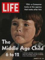 Life Magazine, October 20, 1972 - Youngster