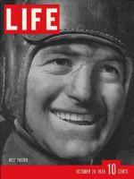 Life Magazine, October 24, 1938 - Sid Luckman
