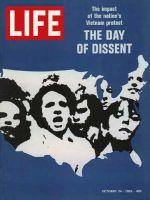 Life Magazine, October 24, 1969 - Composite: Dissent