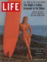 Life Magazine, October 25, 1963 - Yvette Mimieux