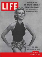 Life Magazine, October 26, 1953 - Working mother