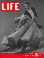 Life Magazine, October 30, 1939 - Veloz and Yolanda