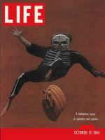 Life Magazine, October 31, 1960 - Halloween