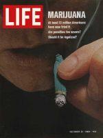Life Magazine, October 31, 1969 - Marijuana