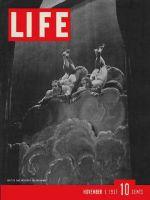 Life Magazine, November 1, 1937 - Amphitryon 38