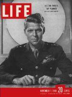 Life Magazine, November 1, 1948 - General Norstad