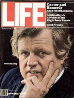 Life Magazine, November 1, 1979 - Ted Kennedy