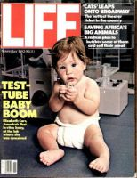 Life Magazine, November 1, 1982 - Test Tube Baby