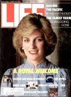 Life Magazine, November 1, 1985 - Princess Diana
