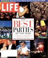 Life Magazine, November 1, 1994 - Parties Of The Year