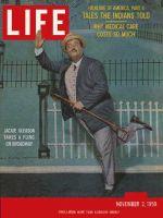 Life Magazine, November 2, 1959 - Jackie Gleason on Broadway