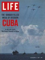 Life Magazine, November 2, 1962 - Cuban missile crisis