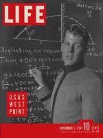 Life Magazine, November 3, 1941 - West Point Cadet