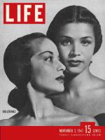 Life Magazine, November 3, 1947 - Ballet beauties