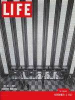 Life Magazine, November 3, 1952 - Completion of UN
