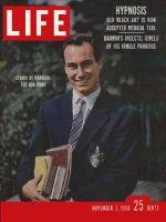 Life Magazine, November 3, 1958 - Aga Khan IV