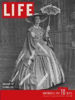 Life Magazine, November 6, 1944 - Celeste Holm