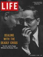 Life Magazine, November 9, 1962 - Negotiators in Cuba