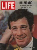 Life Magazine, November 11, 1966 - Jean-Paul Belmondo