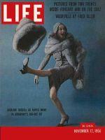 Life Magazine, November 12, 1956 - Rosalind Russell