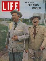 Life Magazine, November 13, 1964 - Lyndon B. Johnson - H. H. Humphrey
