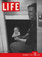 Life Magazine, November 15, 1937 - Waiting for Wallis