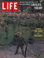 Life Magazine, November 15, 1963 - South Vietnam soldiers