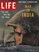 Life Magazine, November 16, 1962 - China invades India