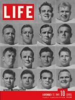 Life Magazine, November 17, 1941 - Univ. of Texas football