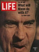 Life Magazine, November 17, 1972 - Richard M. Nixon