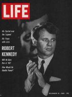 Life Magazine, November 18, 1966 - Robert Kennedy